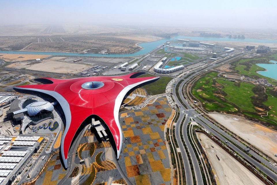 4. Le Ferrari World