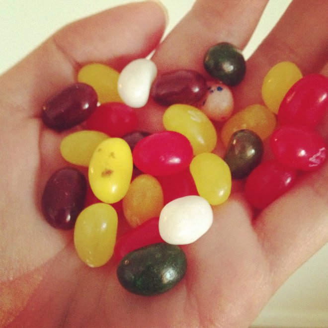 Les jellybeans Harry Potter