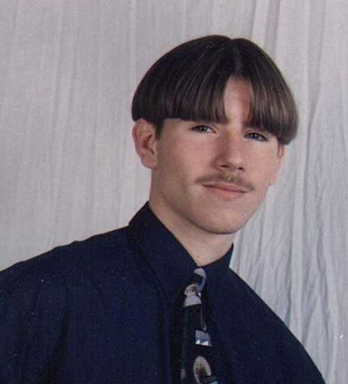 Coupe cheveux homme 1990