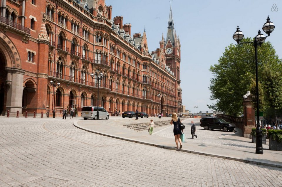 St Pancras Clock Tower [Londres, Royaume-Uni]