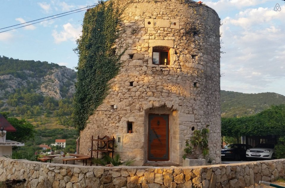 Hvar Tower [Hvar, Split-Dalmatie, en Croatie]