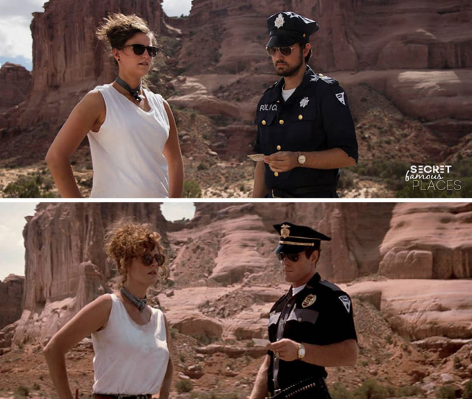 #10 Thelma And Louise / Arches National Park, USA