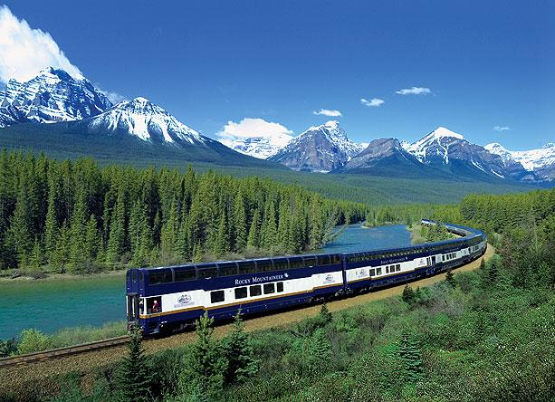 © Rocky Mountaineer Vacations