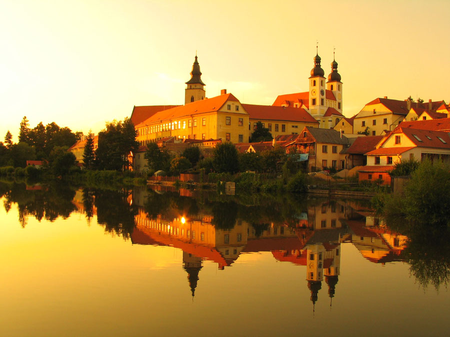 Telč-Czech-Republic