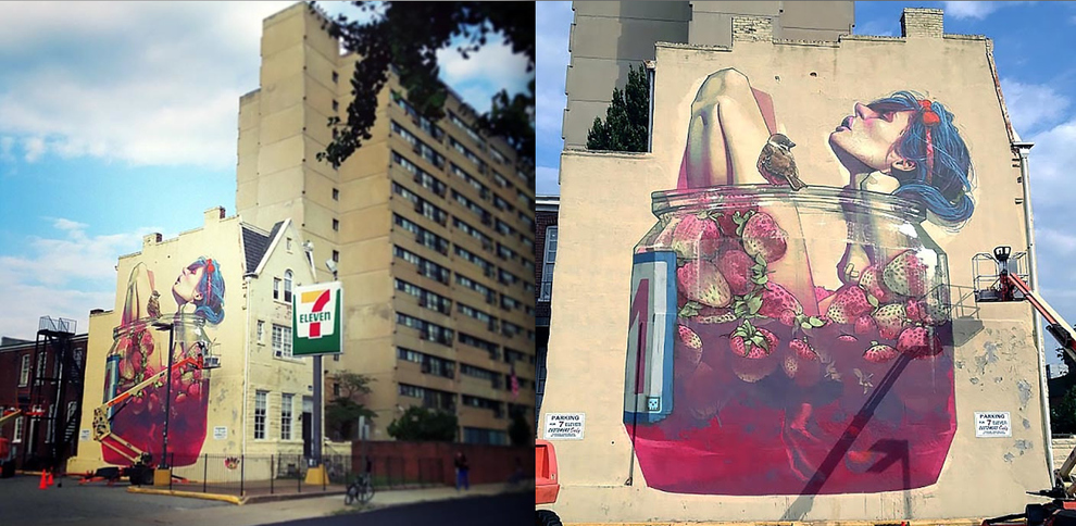 Source : streetartnews.net // Artiste : Etam Cru