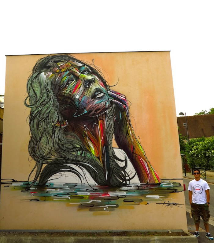 street-art-2013-rainbow-woman