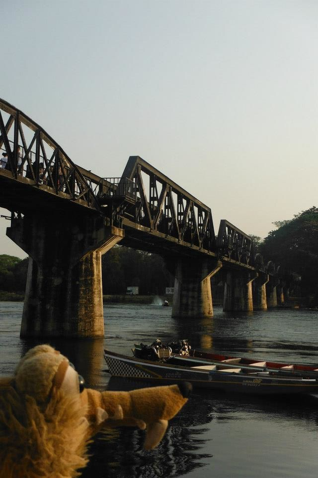 River Kwai Bridge thailande