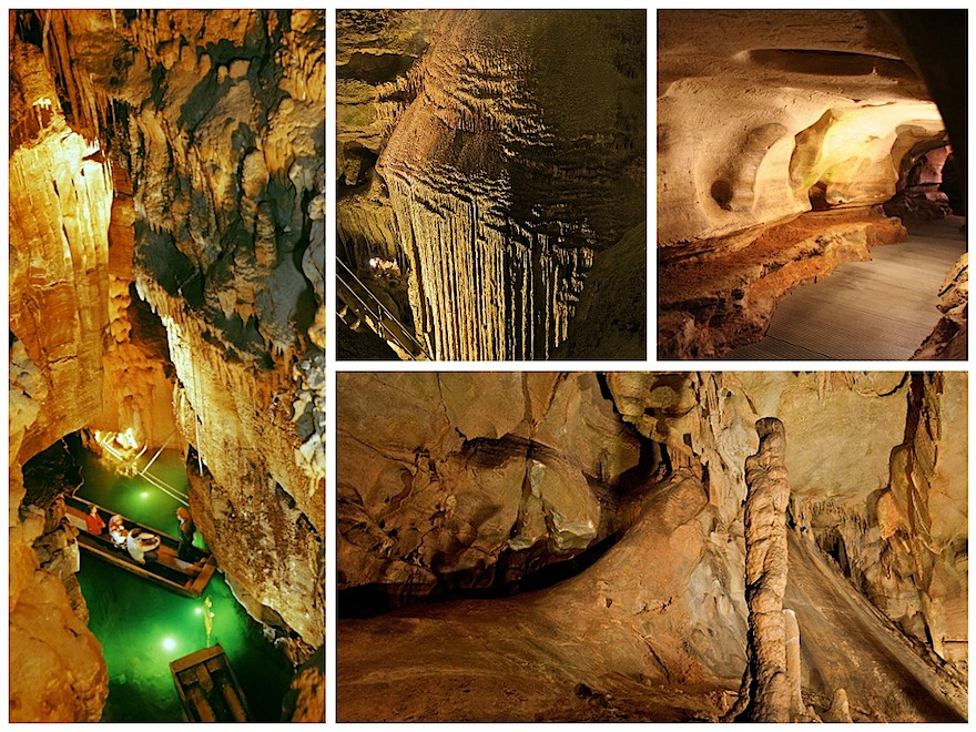 mammoth-cave-collage