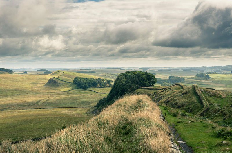 hadrians-wall-england-unesco-world-heritage-site